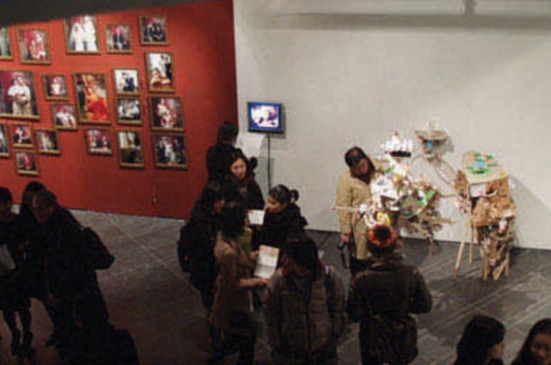 Art and Capital-Spiritual Odyssey: Raqs media, Antenna, Hiroshi Fuji, Xiao Yu, Rirkrit Tiravanija, Flying City, Dongki Lee, Joong Guen Lee