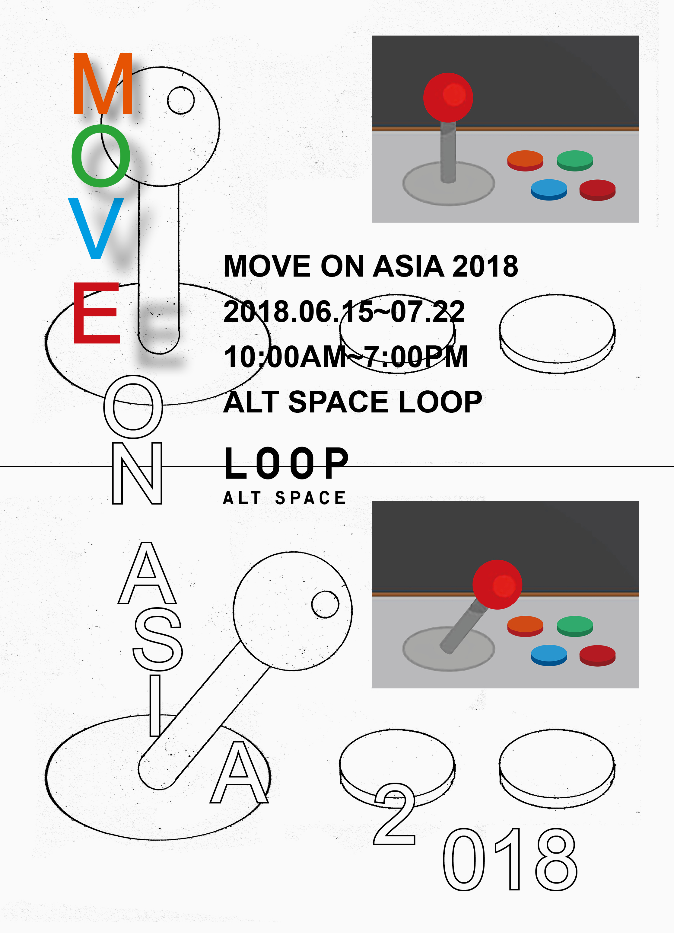 Move on Asia 2018