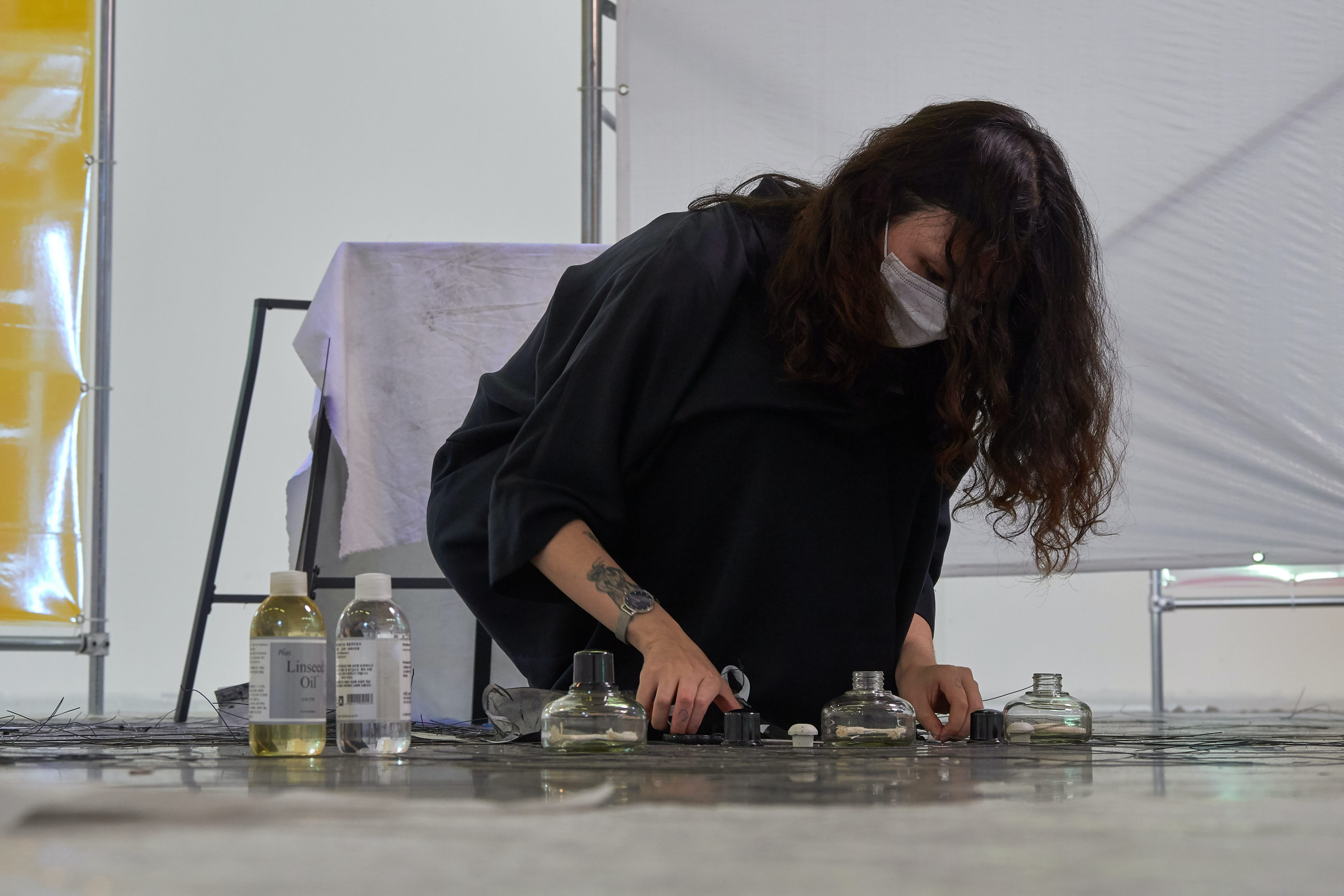 RYU Biho Solo Exhibition: Incomplete